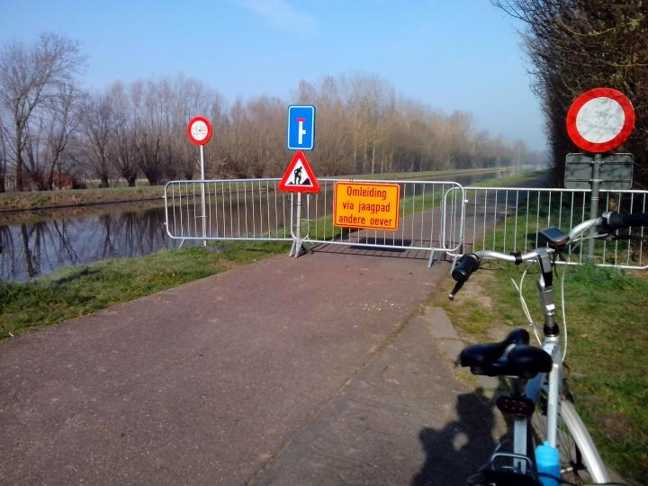 kanaal Leuven-Dijle of de Leuvense vaart (F8) 20140414jaagpad